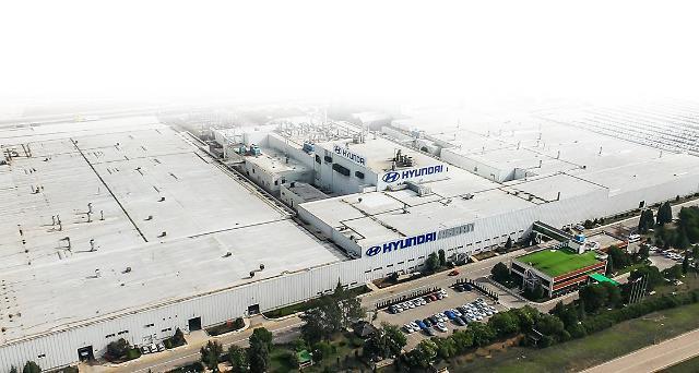 코로나19에 현대차 터키·러시아 공장도 멈춰···글로벌 셧다운