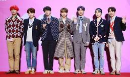 .BTS postpones North American leg of word tour due to COVID-19.