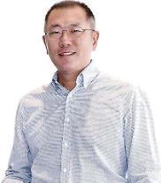 鄭義宣、現代自とモービスの株式を5日間で817億ウォン買い入れ