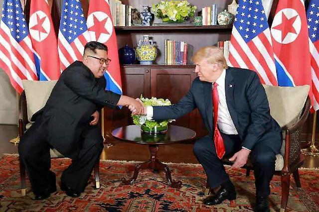 """北 김정은, '트럼프 친서' 응답할까…""""'위로서한' 보내 북미 프레임 재구성할 수도"""""""