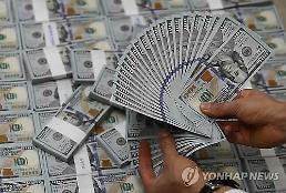 米国の景気刺激策への期待感にウォン・ドル為替レート、大幅下落・・・1210.6ウォン