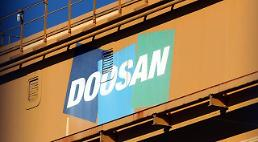 .State bank describes bailout for Doosan Heavy as inevitable choice.