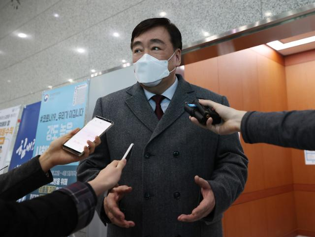 中韩交流不会中断 保障商务人士往来