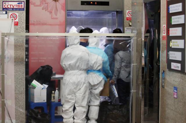 [코로나19] 대구 제이미주병원 무더기 확진, 총 62명…9층 병동 코호트 조치