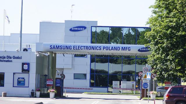[단독] 삼성전자, 폴란드 가전공장 2주간 셧다운…코로나로 유럽 생산기지 올스톱
