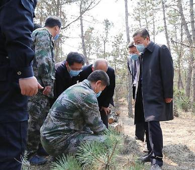 류썬 옌타이고신구 당서기, 산림 방화시설 안전점검 [중국 옌타이를 알다(448)]