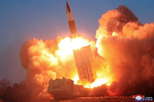 [속보] 북한, 올해 4번째 무력도발…에이태킴스 발사 8일만