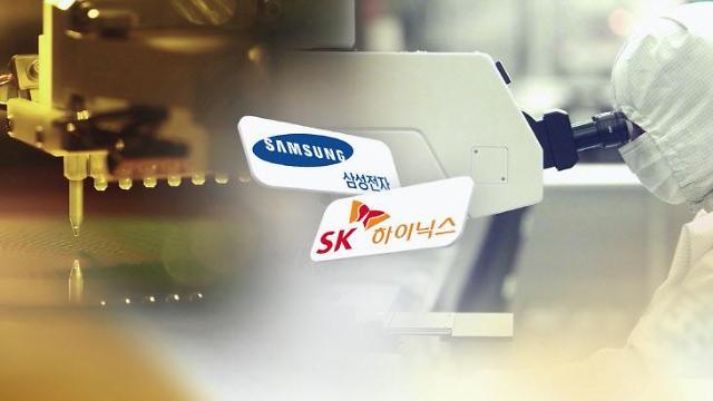 (증권/톱)삼성전자·SK하이닉스, 코로나19 폭락장서 영향력 더 커졌다