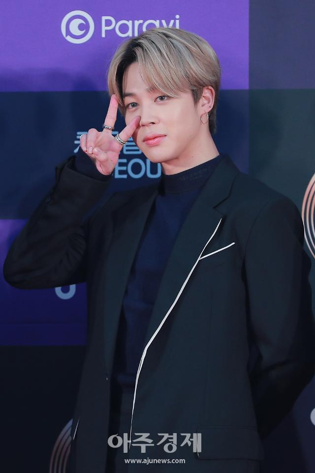 방탄소년단 지민, 아이돌 개인 브랜드평판 1위…강다니엘 2위