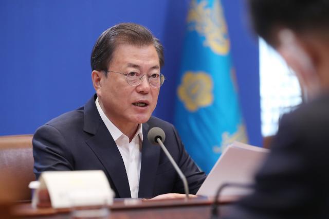 文大統領「4人世帯当たり100万ウォンの緊急災難支援金支給」・・・国民の70%へ支援