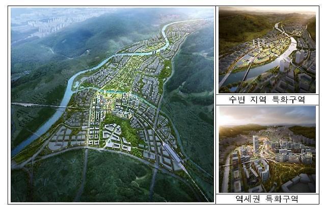 第3期新城市全面展开 南杨州王淑等规划征集当选作品发表