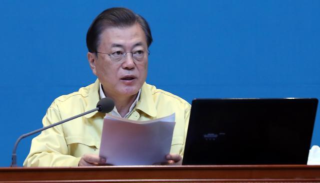 """八成韩国民众为政府防疫工作""""点赞"""""""