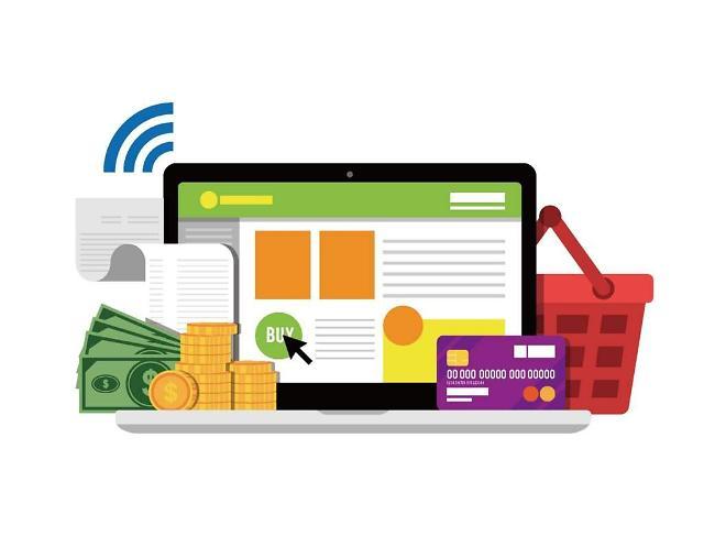 疫情致网上流通企业销售额激增逾三成