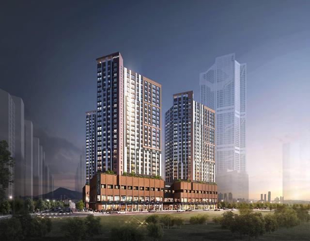 신세계건설 빌리브 센트로, 전타입 마감…최고 616대 1 경쟁률