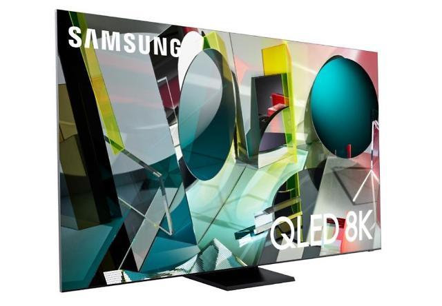 三星电子QLED 8K电视获英媒好评
