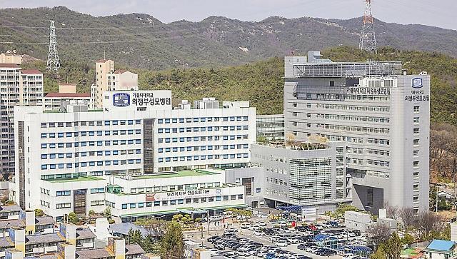 [코로나19]의정부성모병원서 9명 집단감염…4월1일부터 병원 폐쇄