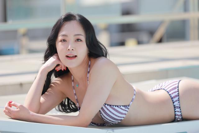 [슬라이드 화보] 매혹의 비키니여신