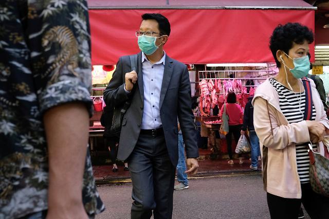 코로나19로 무너지는 홍콩경제... 2월 소매판매 역대 최악 감소