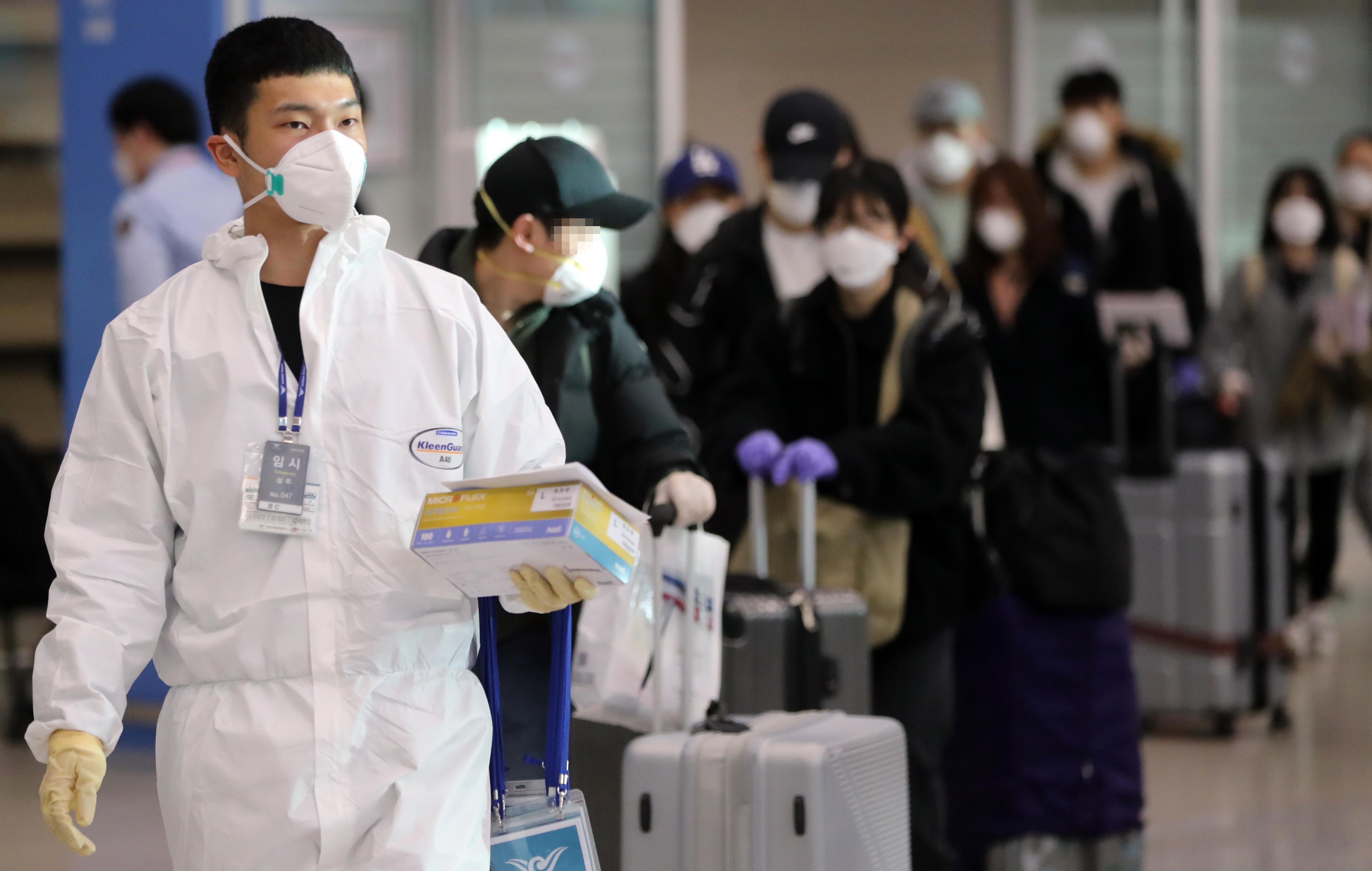韩新增101例新冠确诊病例 共9887例
