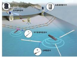 S. Korea installs new submarine monitoring system at busy ports
