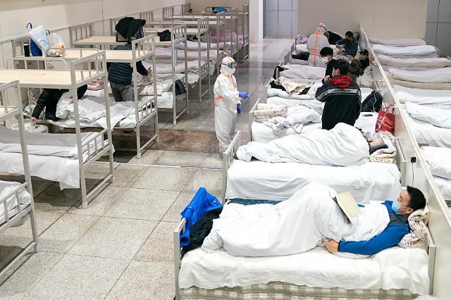 [중국 코로나 상황]무증상 확진자 하루새 60명 추가... 신규 확진 31명