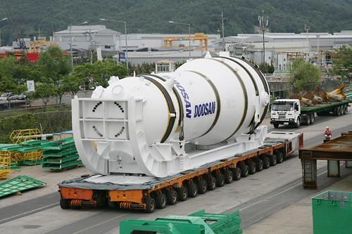 [탈원전의 명암]② 국내 유일 원전 主기기 업체, 두산중공업 '앞날 캄캄'