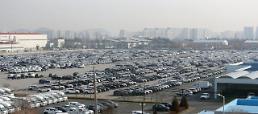 .韩国五大整车厂商3月销量同比减15%.