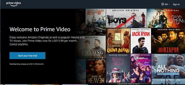 아마존 프라임 비디오, 애플 인앱결제 가능해져