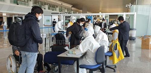 (1면)韩国第二架赴意接侨包机今日将接回205名侨民