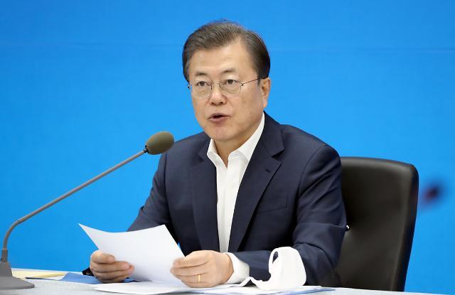 文대통령 국정지지율 52.9%…또 올해 최고치 경신