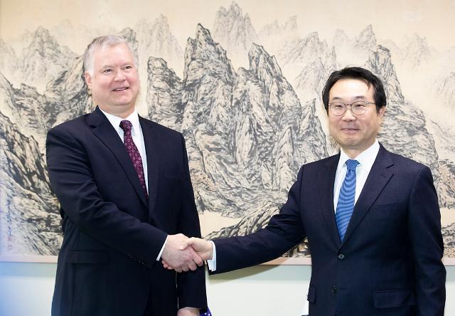 한미 북핵수석대표, 유선협의…한반도 정세 평가·북핵 긴밀공조