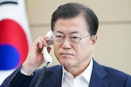 .韩国就新冠疫情与21国首脑沟通 青瓦台推进举办东盟+3视频会议.