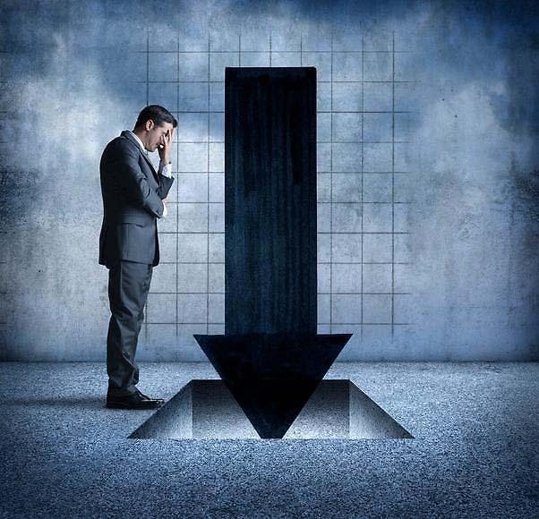 기업 신용등급 줄줄이 하락…경제 위기 악몽 재현되나