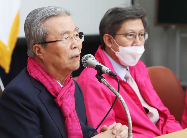 통합당 김종인, D-12 인천 유세…황교안은 종로 집중
