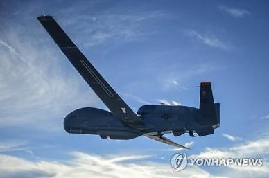 글로벌호크, 10월 북한 신형무기 4종세트 실전배치 대비 작전 투입