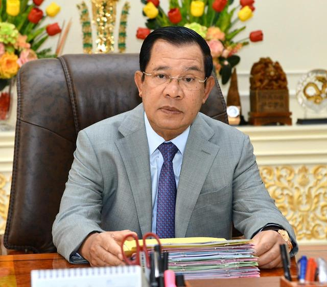 [NNA] 캄보디아 확진자 110명... 총리는 월급 기부