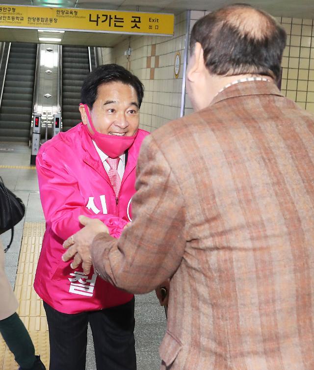 """[총선 D-12] 통합당 """"도를 넘는 선거운동 방해…배후 의심"""""""