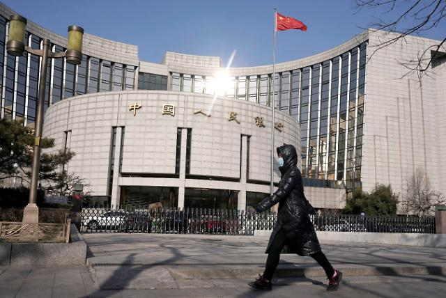 중국 인민은행 지준율 1%P 인하…69조 유동성 공급