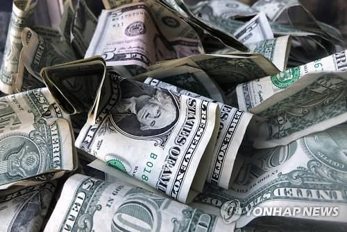 원·달러 환율, 1230.9원 마감···일주일 동안 20.3원 상승