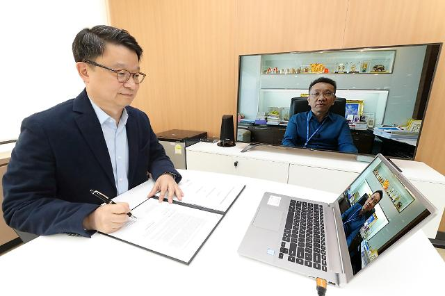 KT, 태국에 IPTV서비스 수출… 240억원 규모 계약 체결