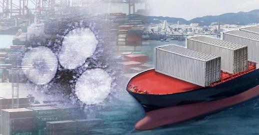 全经联:韩国15大出口项目出口额或同比下滑7.8%