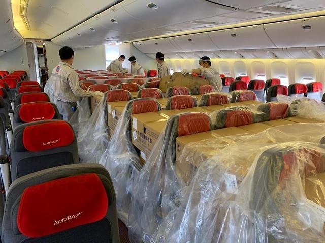 """""""화물이라도..."""" 여객 빼고 화물기로...눈물나는 항공사들"""