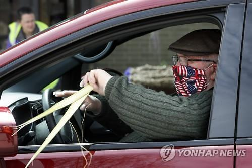 """[코로나19] 美 확진자 33만명 돌파...""""이번 주 최악의 한주될 수도"""""""