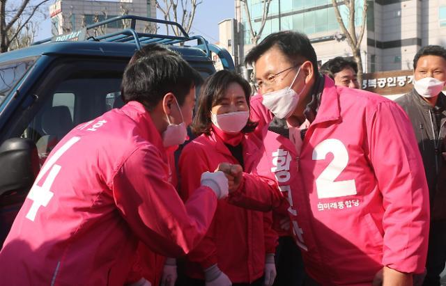 [총선 D-9 여론조사] 미래한국당, 지지율 25% 비례정당 1위 '탈환'