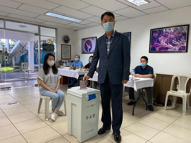 [아주 정확한 팩트체크] 귀국한 재외국민은 투표 불가?...일부 가능하다