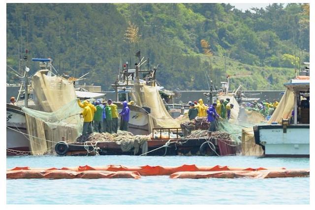 韩水产养殖业面临水温异常及疫情双重打击