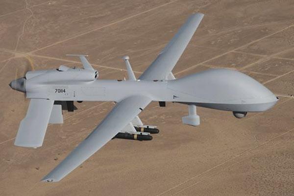 """美国或于年内在驻韩美军部署6架最新型侦查攻击无人机""""灰鹰-ER"""""""