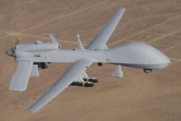 """.美国或于年内在驻韩美军部署6架最新型侦查攻击无人机""""灰鹰-ER""""."""