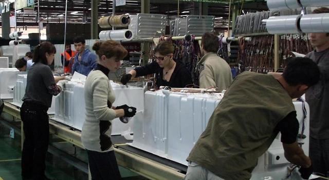 三星LG电子在俄工厂推迟复工