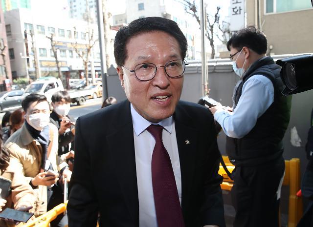 정운천, 미래한국당 국민통합단장...7일 '호남행 국민통합열차' 출발
